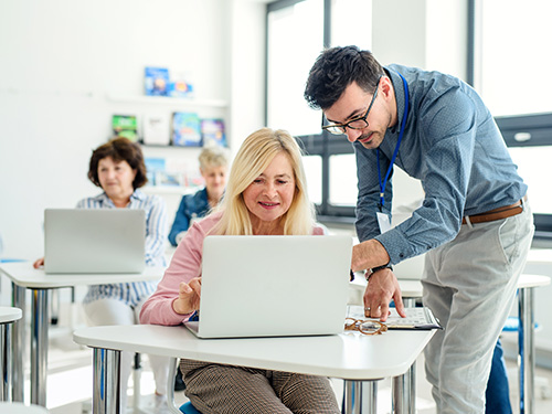 Szkolenia otwarte dla nauczycieli